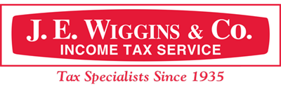 J. E. Wiggins & Co. Income Tax Service